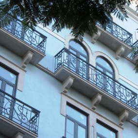 4 bedroom apartment with Terrace Lisbon City Center – Belle Époque Building